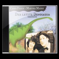 Der Letzte Dinosauer Vorderseite